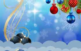 christmas, garland