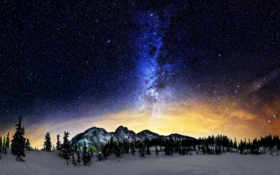 stars, природа