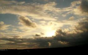 солнце, небо Фон № 12438 разрешение 1920x1200