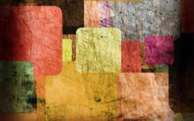 прямоугольники, текстуры