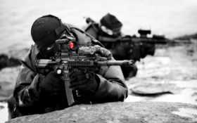 оружие, солдаты