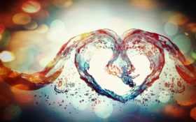 мысли, голове, love