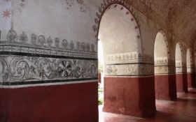 arcade, арка, живопись