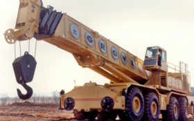 grove, crane, mobile