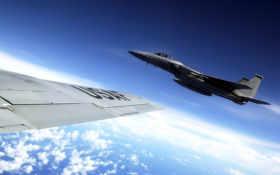 airplane, fighter, авиация