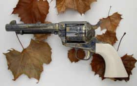 colt, revolver, gun