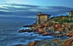 boccale, пейзажи -, побережье