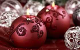 свечи, праздник