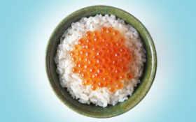 рис, красная