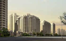 complex, apartment