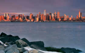 new, york, manhattan Фон № 68225 разрешение 2560x1600