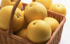 фрукты, апельсины