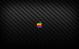 apple color logo