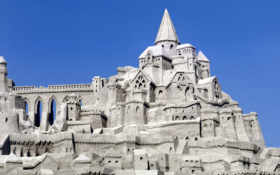 castle, grand
