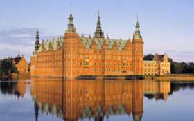 denmark, castle, souvenirs
