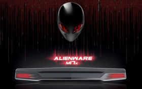 alienware, ноутбук, laptops