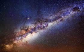 звезды, туманность Фон № 17697 разрешение 1920x1200