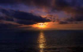 sunset, wallpaper Фон № 9204 разрешение 1920x1200