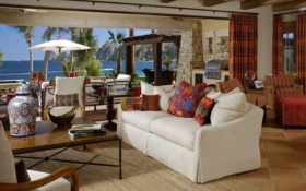 hacienda, profile, deviline Фон № 47615 разрешение 2375x1661