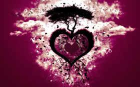 amor, imagens, frases