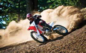 мотокросс, спорт, мотоцикл