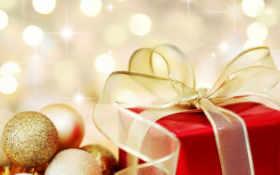 новогодние, сувениры, часть