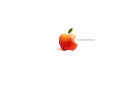 apple, ecran, fonds Фон № 115271 разрешение 1920x1200
