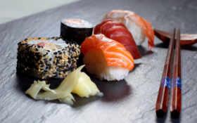 sushi, everything,
