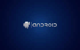 android dark blue