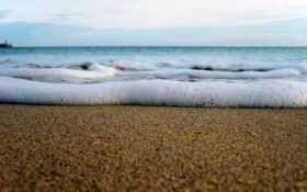 beach, pure