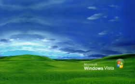 windows, vista Фон № 26272 разрешение 1920x1200