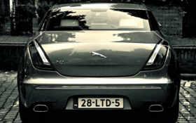 jaguar, xj Фон № 16657 разрешение 1920x1200