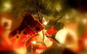 christmas, праздник Фон № 13828 разрешение 1920x1200