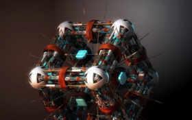 nano, куб