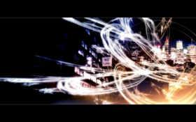 fractals, midnight