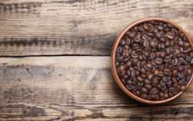 coffee, wood, beans