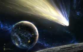 космос, звезды Фон № 17473 разрешение 1920x1200
