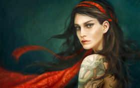 tattoo, sephira