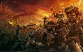 warhammer, chaos Фон № 11247 разрешение 1920x1200