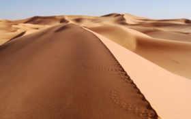 пустыня, desert
