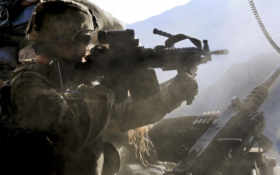 firefight, military, army