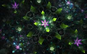 fractal, art Фон № 17034 разрешение 1920x1200