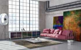 подушки, мебель