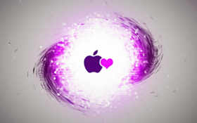 apple, vũ, love