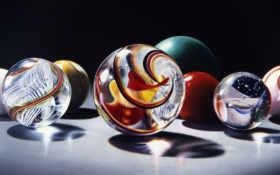 стекло, marbles