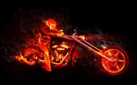 rider, ghost