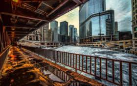chicago, иллинойс, usa Фон № 67975 разрешение 1920x1200