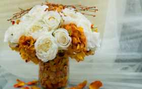 Фотонатюрморт с цветами