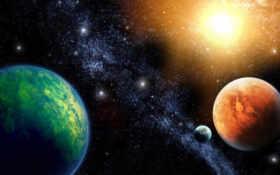universe, space Фон № 17476 разрешение 1920x1080