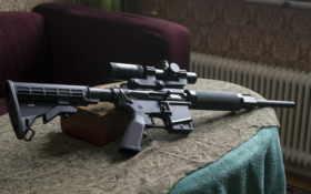 rifle, assault Фон № 21587 разрешение 2560x1600